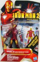 Iron Man 2 - Hasbro - #08 Iron Man Mark VI with Power-Up Glow