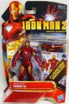 Iron Man 2 - Hasbro - #09 Iron Man Mark IV
