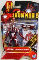 Iron Man 2 - Hasbro - #13 Iron Man Inferno Mission Armor