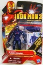 Iron Man 2 - Hasbro - #15 Iron Man Fusion Armor