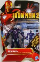 Iron Man 2 - Hasbro - #33 Iron Man Arctic Armor