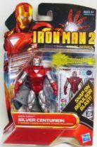 Iron Man 2 - Hasbro - #34 Iron Man Silver Centurion