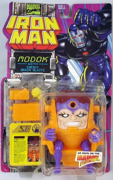 Iron Man Animated Series - MODOK