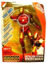 Iron Man Movie - Hasbro - Repulsor Power Iron Man