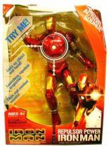 Iron Man Movie - Hasbro - Repulsor Power Iron Man