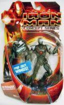 Iron Man Movie Concept Series - Hasbro - Iron Man Stealth Striker Armor