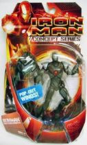 Iron Man Movie Concept Series - Hasbro - Iron Man Stealth Striker Armor