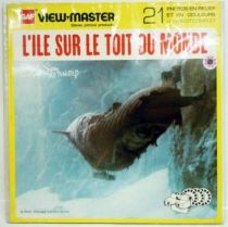 Island at the Top of the World - View-Master 3 discs set + Complet Story