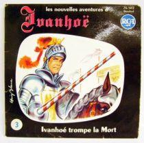 Ivanhoe - Mini-LP Record - #3 Ivanhoé deceives the Death - CBS Records 1970