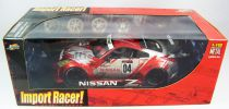 Jada Toys Import Racer Nissan Z 1:18 scale (Diecast Metal)