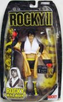 Jakks Pacific - ROCKY II - Rocky Balboa (Fight gear)