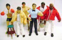 Jakks Pacific - ROCKY II - Set of 6 figures (Loose)