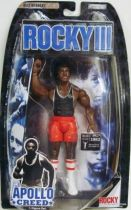 Jakks Pacific - ROCKY III - Apollo Creed (Beach Training Gear)