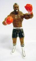 Jakks Pacific - ROCKY III - Clubber Lang in Fight Gear (Mr.T) Loose