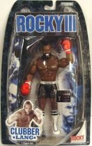 Jakks Pacific - ROCKY III - Clubber Lang in Fight Gear (Mr.T)