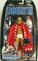 Jakks Pacific - ROCKY III - Thunderlips (Hulk Hogan)