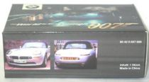 James Bond - BMW - The World Is Not Enough - BMW Z8 Scale 1:43 (Mint in Box )