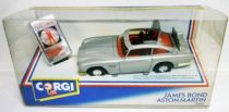 James Bond - Corgi - Goldfinger - Aston Martin DB5 & badge (Ref.94060) Mint in Box