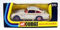 James Bond - Corgi 1973 - Aston Martin DB5 (Ref.270)