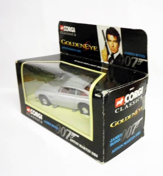 James Bond - Corgi Classics - GoldenEye - Aston Martin DB5 (ref.96657)