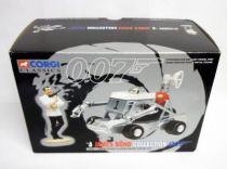 James Bond - Corgi Classics Series - Les diamants sont éternels - Moon Bugy & James Bond figure set (ref.65101)