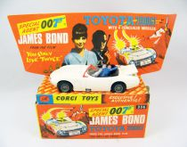 James Bond - Corgi Vintage - Toyota 2000 GT (Réf.336)