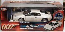 James Bond - ERTL Joyride - The spy who love me - Lotus Spirit Scale 1:18° (mint in box)