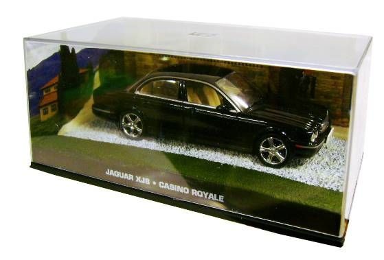 James Bond - GE Fabbri - Casino Royale - Jaguar XJ8 (Mint in box)