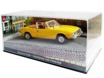 James Bond - GE Fabbri - Diamonds are forever - Triumph Stag (Mint in box)