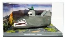 James Bond - GE Fabbri - Dr No - Dragon Tank (Mint in box)
