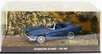 James Bond - GE Fabbri - Dr No - Sunbeam alpine (Mint in box)