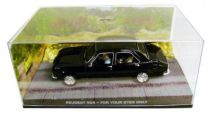 James Bond - GE Fabbri - For Your Eyes Only - Peugeot 504 (Mint in box)