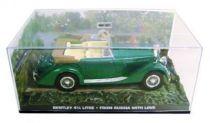 James Bond - GE Fabbri - From Russia with Love - GE Fabbri - Bons Baisers de Russie - Bentley 4 1/4 Litre (Mint in box)