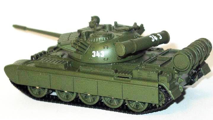 James Bond - GE Fabbri - Goldeneye - Russian Tank T55 (Mint)