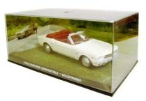 James Bond - GE Fabbri - Goldfinger - Ford Mustang convertible (Mint in box)