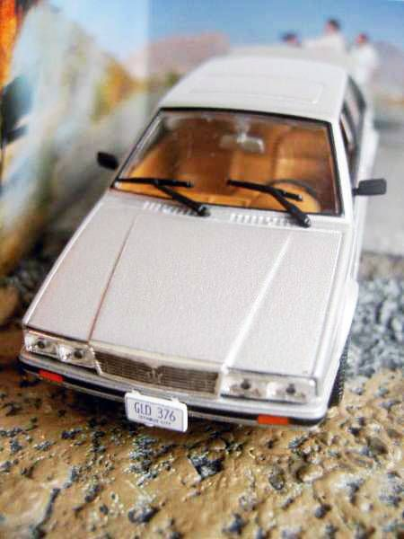 James Bond - GE Fabbri - Licence to Kill - Maserati Biturbo 425 (Mint in box)