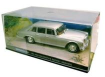 James Bond - GE Fabbri - On Her Majesty\'s Secret Service - Mercedes 600 (Mint in box)