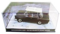 James Bond - GE Fabbri - On Her Majesty\'s Secret Service - Mercedes-Benz 220S (Mint in box)