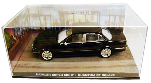 James Bond - GE Fabbri - Quantum of Solace - Daimler Super Eight (Mint in box)