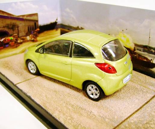 James Bond - GE Fabbri - Quantum of Solace - Ford KA ( (Mint in box)