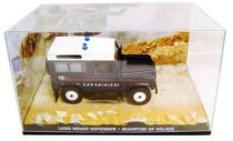 James Bond - GE Fabbri - Quantum of Solace - Land Rover Defender (Mint in box)