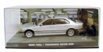 James Bond - GE Fabbri - Tomorrow Never Dies - BMW 750iL (Mint in box)