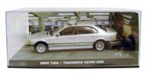 James Bond - GE Fabbri - Tomorrow Never Dies - BMW 750iL (Mint in box)