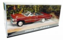 James Bond - GE Fabbri - Vivre et Laisser Mourir - Chevrolet Impala (neuve en boite)