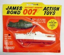 James Bond - Gilbert - Dr. No\'s Dragon Tank & Largo\'s Hydrofoil Yacht