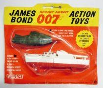 James Bond - Gilbert - Dr. No\'s Dragon Tank & Largo\'s Hydrofoil Yacht
