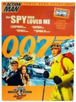 James Bond - Hasbro - The Spy who loved me (Action Man)