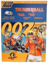 James Bond - Hasbro - Thunderball (Action Man)