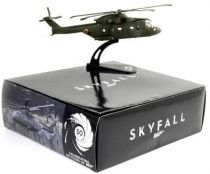 James Bond - Italeri - Skyfall - Agusta Westland 101 Helicopter