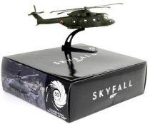 James Bond - Italeri - Skyfall - Helicopt�re Agusta Westland 101